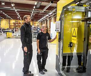 NorDan relies on HOLZ-HER 5-axis technology