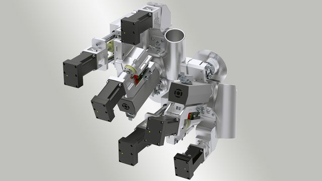 Multiple cutter unit