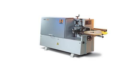 compact format edgebander - the UNO series from holzher