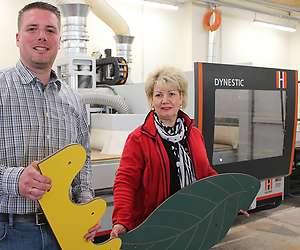 Simple free shaping with storage/nesting combination